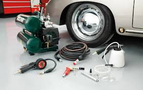 don t you think that a garage air compressor is one of the most versatile automotive tools