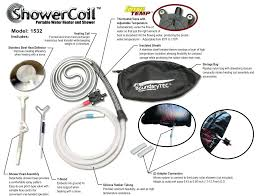 portable water heater shower component details camping shower system heating flow diagram primus gas water heater