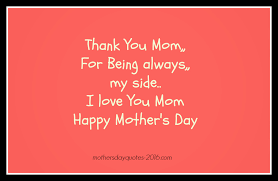 I Love You Mom Quotes From Daughter Best Watch More Like Thank You Mom Quotes From Daughter 48 QuotesNew