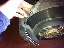 brake warning light but not low