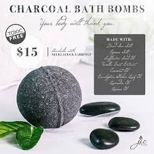 eucalyptus mint charcoal bath