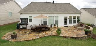 loose flagstone patio. Creative Of Diy Flagstone Patio Ideas With Grass Design Charming Loose
