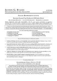 Resume And Cover Letter Top Sales Resumes Examples Sample Resume