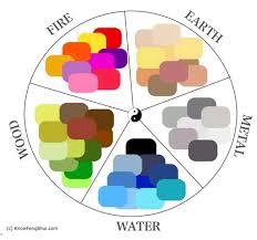 Imposing Simple Color Wheel Interior Design