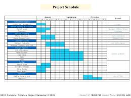 Engineering Project Timeline Template Download A Sample Construction ...
