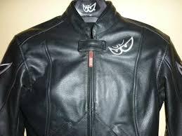 berik leather jacket as new size 40