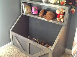 gray toy box wood toy chest i wood storage i toy storage i wood toy bin gray toy box