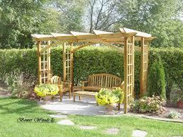 garden pergola plans 19 ideas homebnc see gazebo style