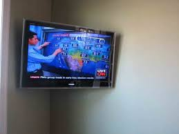 full full motion corner tv wall mount motion corner wall mount with floating shelf for