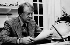 jimmy carter oval office. AP/White HouseFormer President Jimmy Carter Is Shown In This White House Photo At Work The Oval Office 1977.