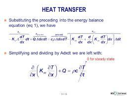 19 heat transfer substituting