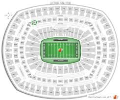 Metlife Stadium Suites Seating Chart Is Food Included With Tickets In Club Section 208 At Metlife