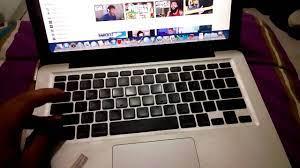 Resolvido) bateria Macbook pro Não carrega - YouTube
