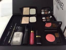maa 9 in 1 chanel make up set chanel99
