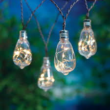 Mainstays 100ct Warm White Led Lights Hometrends Battery Powered Led Edison Style String Lights