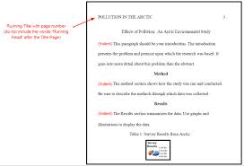 Abstract Format APA Formatting Rules For Your Paper 23