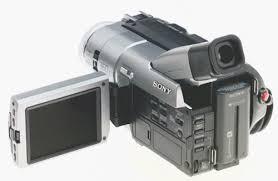 sony video camera. sony video camera n