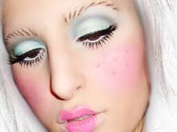 doll make up tutorial by missjessicaharlow missjessicaharlow