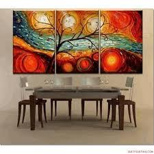 modern art painting ideas abstract paintings 3pcs canvas set modern wall art acrylic handmade