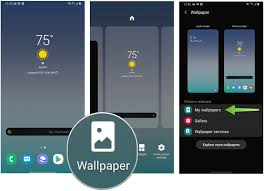 How to change your Android wallpaper in ...