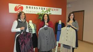 cprs toronto members donate to dress for success canadian public in at a networking event at tique hosted by jones of new york members donated slightly new suits for dress for success toronto