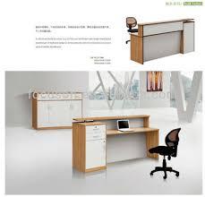 front desk furniture design. FKS-WMT-WQ101 Office Furniture Modern Design Reception Desk Front N