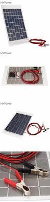 solar panel for lights elegant mvpower portable 18v 10w solar panel bank diy solar charger panel