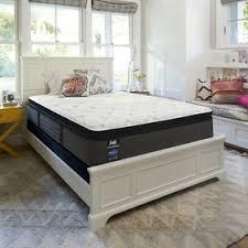sealy response performance 14 inch plush euro pillowtop innerspring mattress