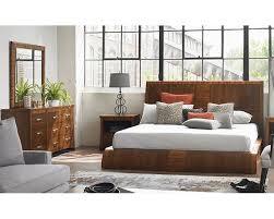 Platform Bed Bedroom Set Somerton Dwelling Bedroom Set W Platform Bed Milan So 153set