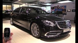 2018 mercedes benz maybach s 560 sedan. simple maybach inside the new mercedesmaybach s560 long s class 2018  in depth review  interior exterior mercedes benz maybach s 560 sedan 1