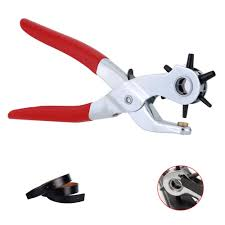 2019 8inch heavy duty punches leather hole punches leather hole punching tool punch eyelet pliers hand pliers hole punch belt from qzzhardwaretools