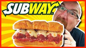 subway meatball sandwich. Exellent Subway 8 Balls Of Wonder  Subway Meatball Sub On An Italian Bun Review   KBDProductionsTV YouTube For Sandwich A