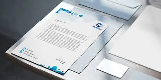 When adding a logo, whether it's a company logo or brand logo, to your ms word letterhead template a trend is to add the logo to the top of your letter. Letterhead Printing Printrunner Com