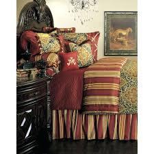 michael amini bedding piece comforter set seville