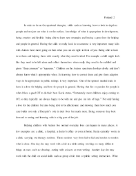 profile essays on people writing a profile essay