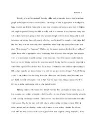 profile essays on people writing a profile essay