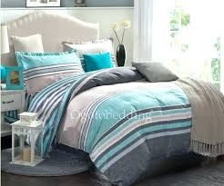 grey and teal bedding sets gray comforter set light blue simple textured full size bedspread c