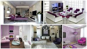 Purple Living Room Furniture 12 Outstanding White And Purple Living Room For Lovely House