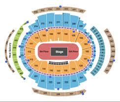 Bridgestone Arena Seating Chart Drake 2 Tickets Drake Migos 8 25 18 Madison Square Garden New