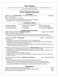 psychology resume examples psychology major resume sample clinical psychology psychologist