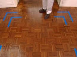 how to install a mixed a floor