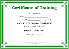 First Aid Certificate Template Free Download Updrill Co
