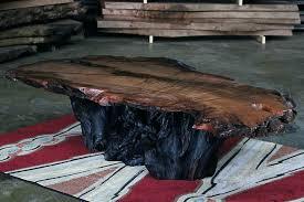 cypress wood coffee table rustic cypress wood furniture slab coffee table large cypress coffee table