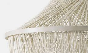 palecek lighting. Palecek Mariana Beaded Chandelier | Candelabra, Inc Palecek Lighting