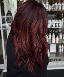 Dark Brown Red Hair Color Best