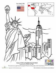 New York Coloring Pages intended for Home - Cool Coloring Pages ...