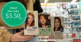 Excludes trial and travel size. Clairol Hair Color As Low As 3 50 Each With B1g1 Free Coupon At Kroger Reg 7 49 Kroger Krazy
