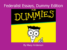 federalist essays dummy edition books children s   federalist essays dummy edition books children s stories online storyjumper