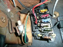fuse box corrsion repair el camino central forum chevrolet el it is only about a 30 minute repair once you get the hang of it and solves connection problems for years to come total cost for fuses and