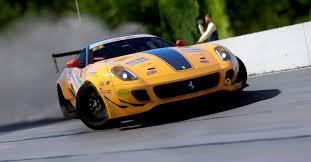 Formula Drift Ferrari 599 Gtb Fiorano Add On Replace Animated Engine Gta5 Mods Com